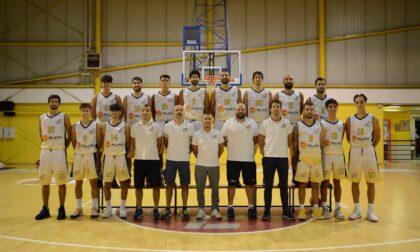 Basket C Gold al Cermenate non riesce il tris vincente e cade a Busnago