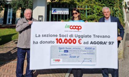 """""""Il tuo dono il loro respiro"""", 10mila euro raccolti da Coop Como Consumo per la Casa di Gabri"""