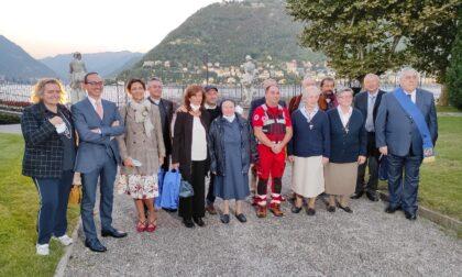 Consegnate le benemerenze don Roberto Malgesini: tutti i premiati