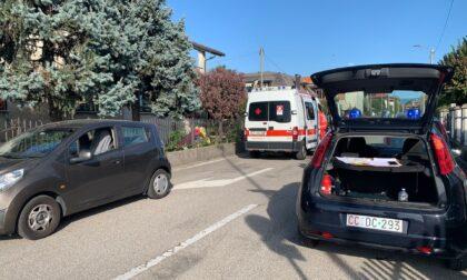 Incidente a Mariano scontro tra auto e moto