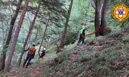 Disperso in montagna: trovato morto dopo ore di ricerche