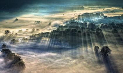 """Scatta la foto di fenomeni atmosferici più bella del mondo: """"Non era nata per un concorso..."""""""