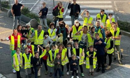 A Lurago tanti giovani per la Giornata del Verde Pulito